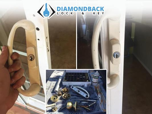 Diamondback Lock and Key image 19