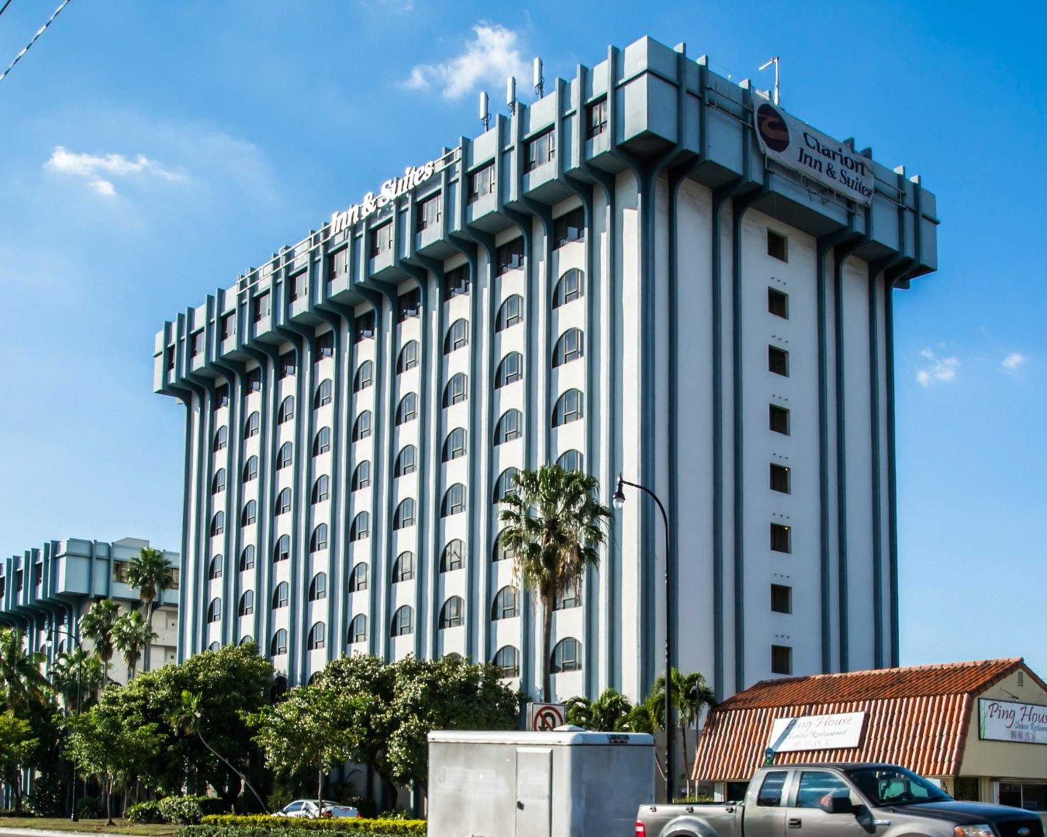 Clarion Inn & Suites Miami Airport in Miami Springs, FL ...