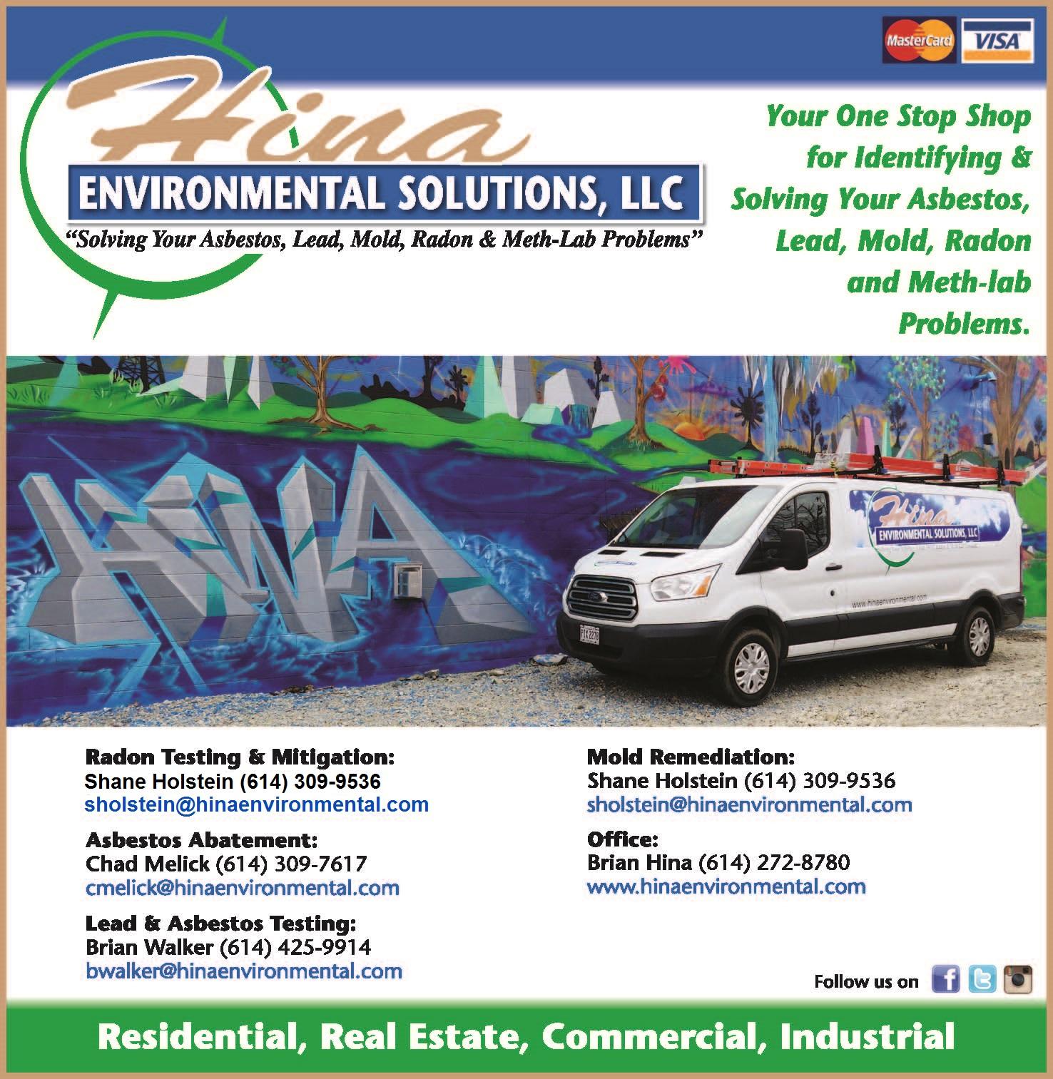 Hina Environmental Solutions, LLC. image 0