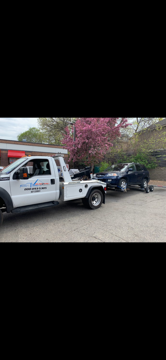Rush2You Towing & Roadside Assistance image 43
