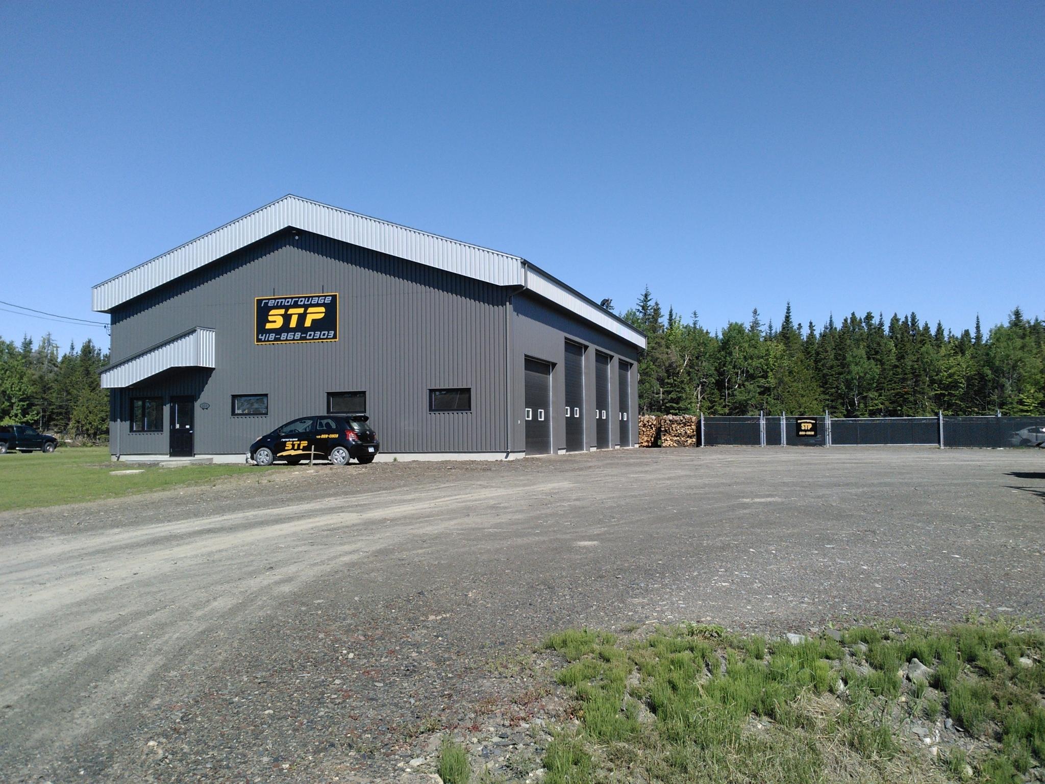 Remorquage STP à Rivière-du-Loup