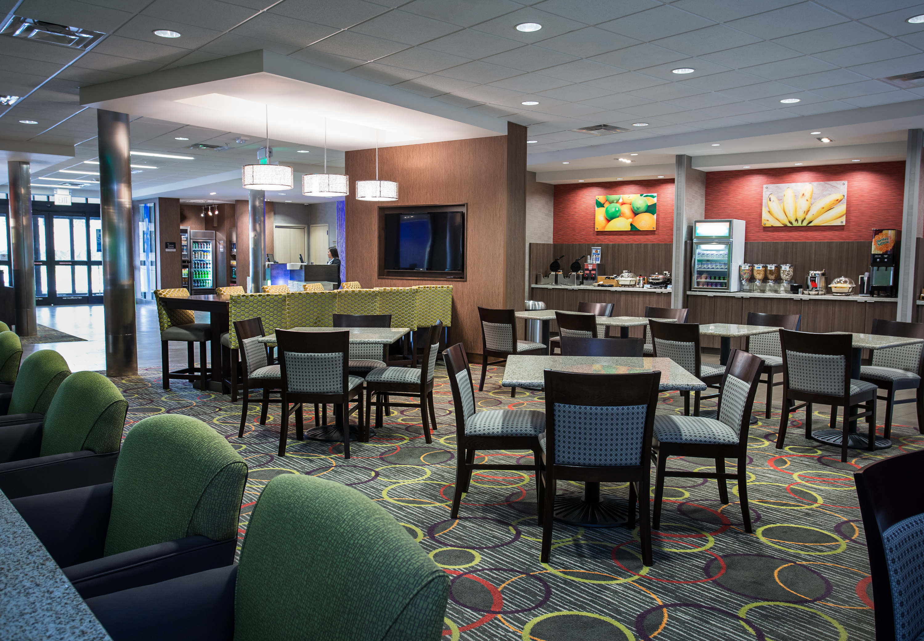 Fairfield Inn & Suites by Marriott Moscow image 0