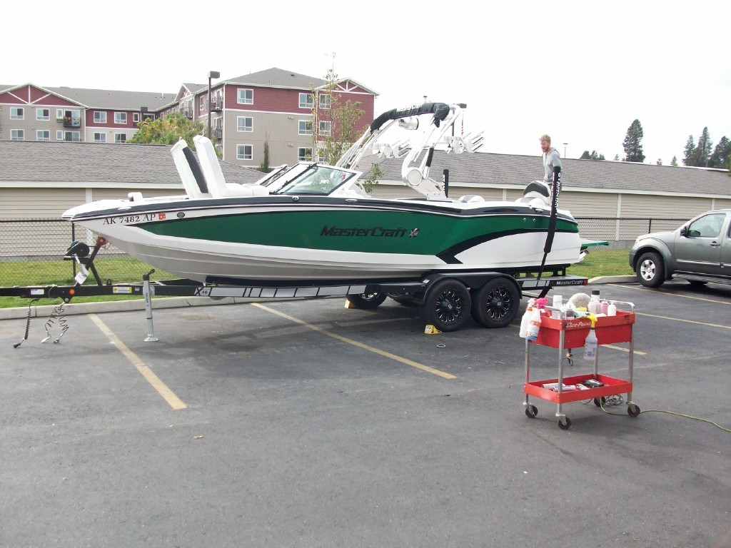 AAce Mobile Auto/Boat/RV Detailing image 1