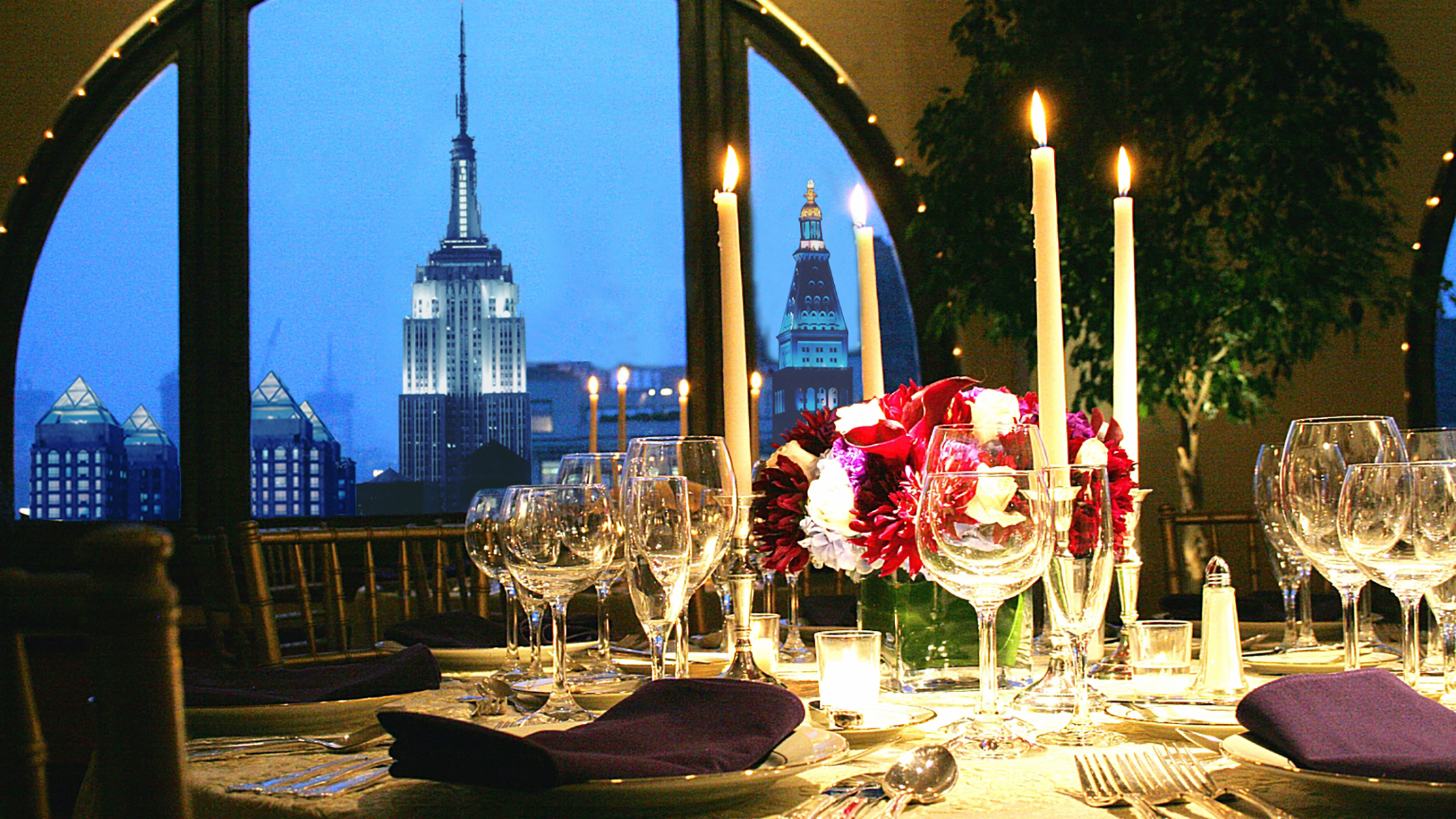 Manhattan penthouse on fifth avenue in new york ny 212 for Best wedding venues in new york state