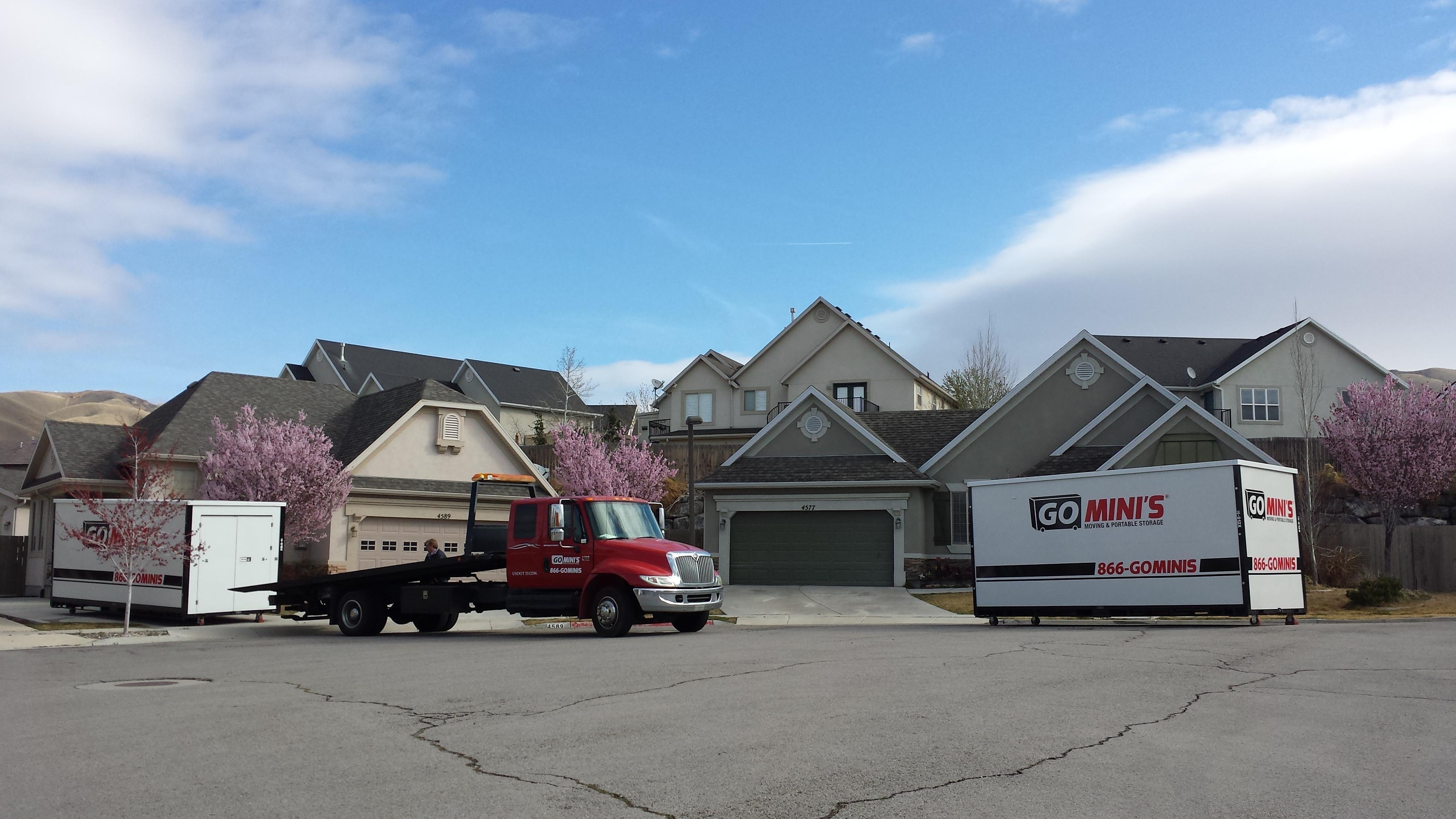 Go Mini's Moving & Portable Storage image 18