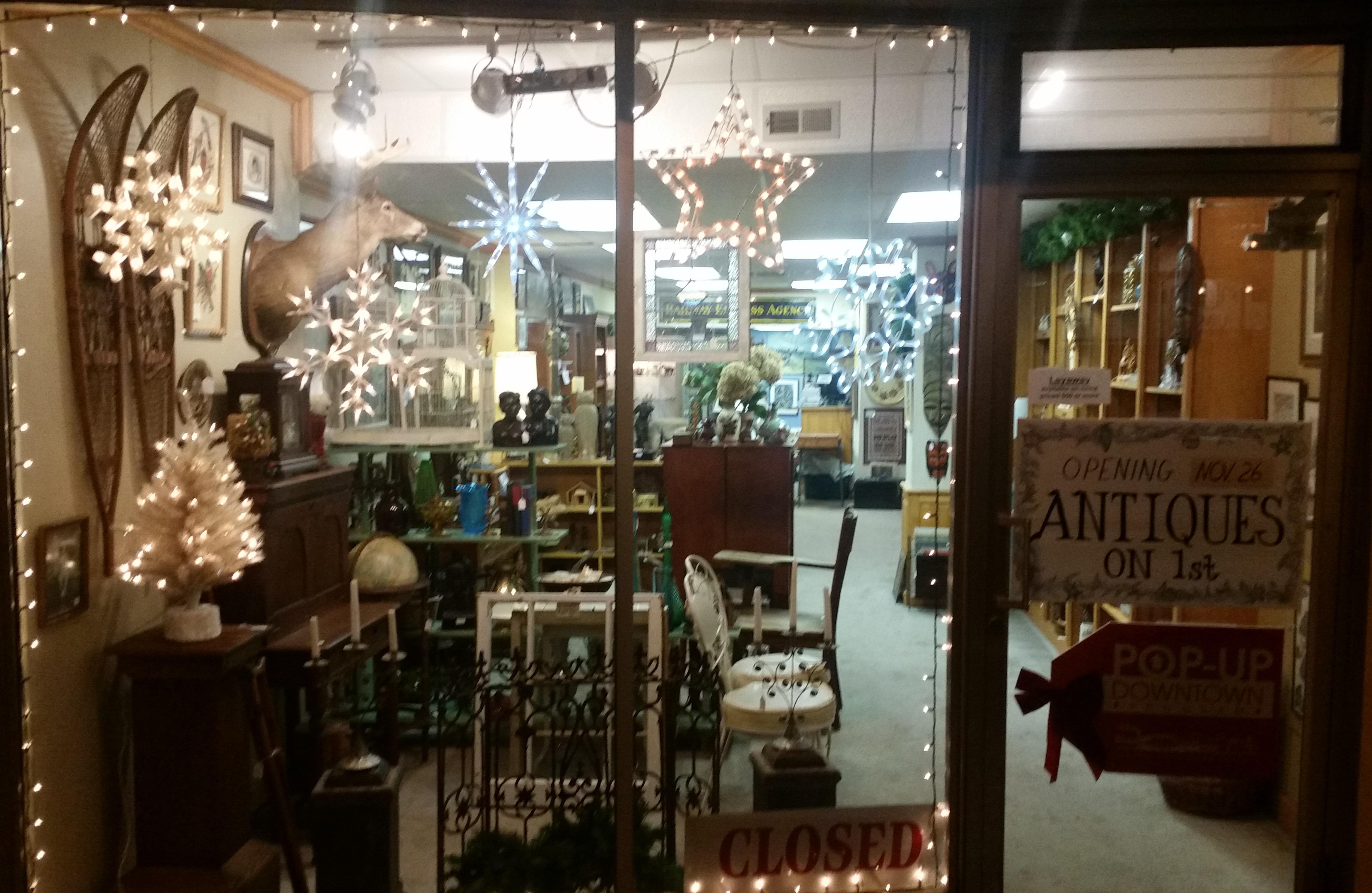 Antiques on 1st - Duluth, MN 55806 - (218)221-4889 | ShowMeLocal.com