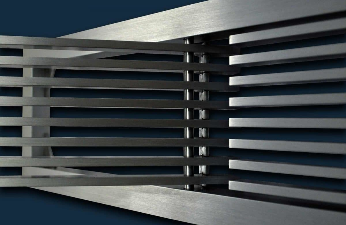 Advanced Arch Grilles image 1