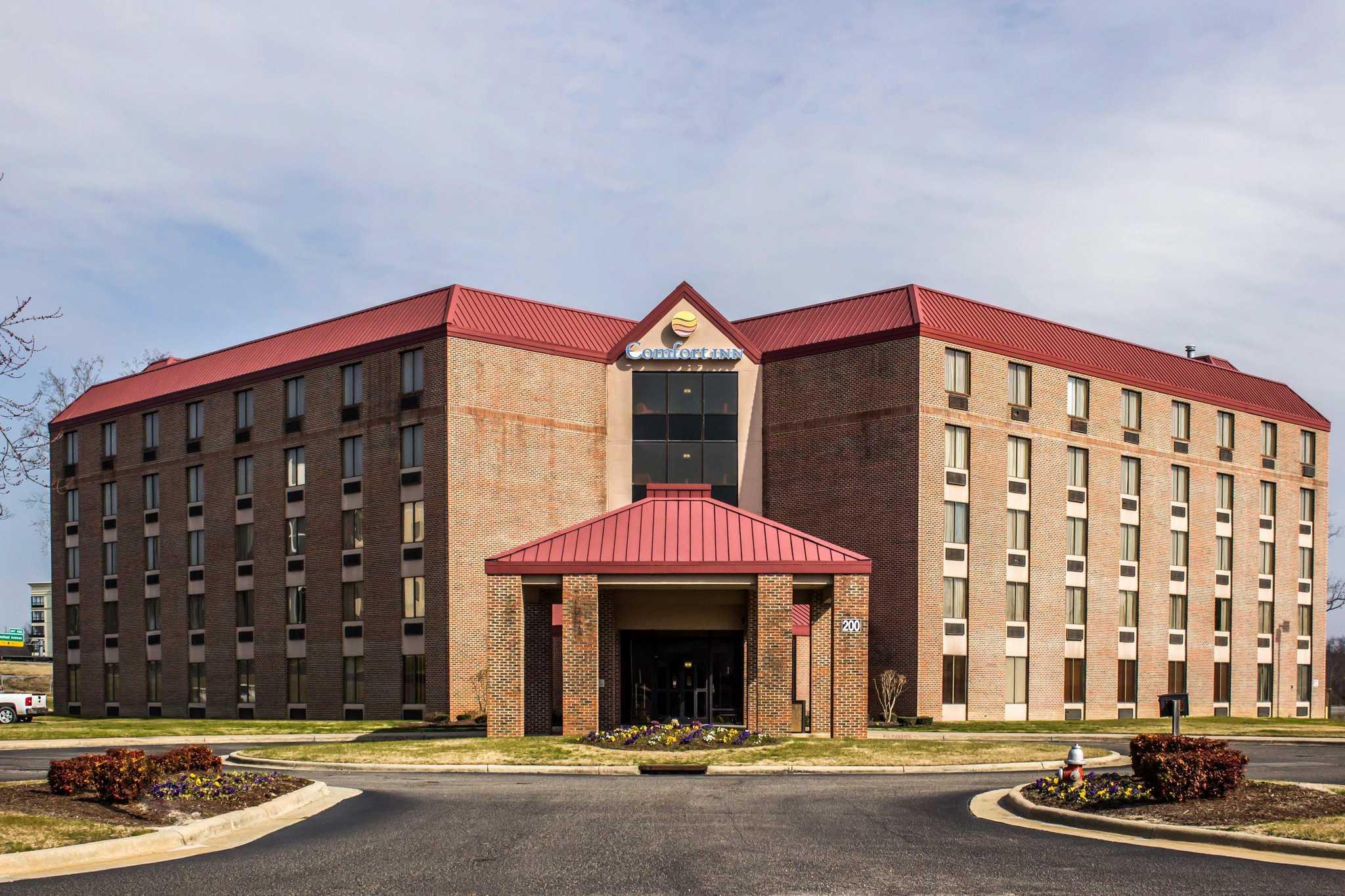 Comfort Inn in Rocky Mount, NC, photo #2