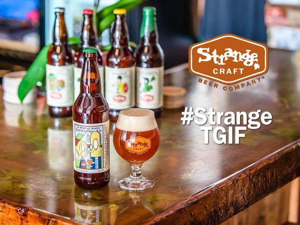 Strange Craft Beer Company image 2