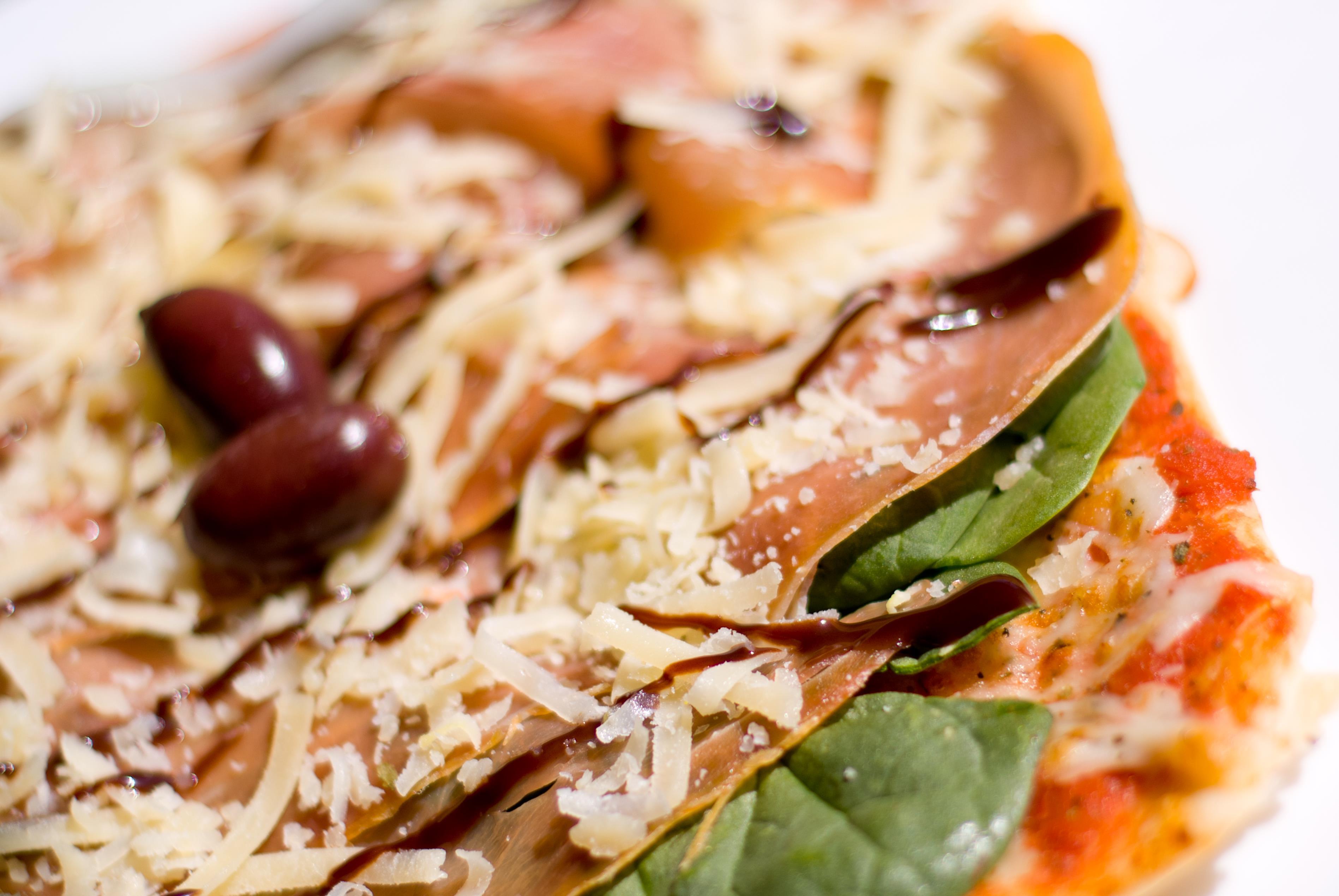 Best Western Plus Hotel Albert Rouyn-Noranda à Rouyn-Noranda: Pizze