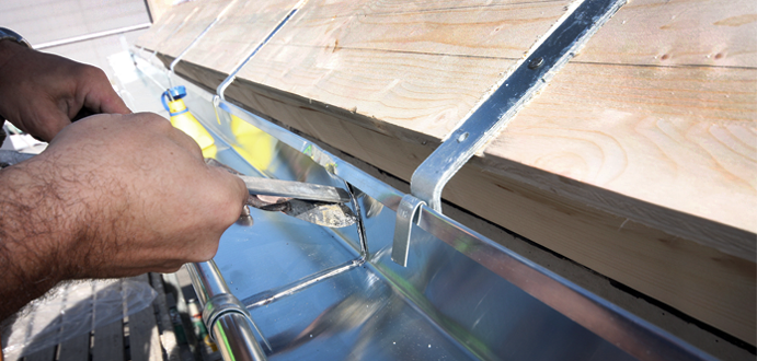 Corky's Seamless Gutter Systems image 2