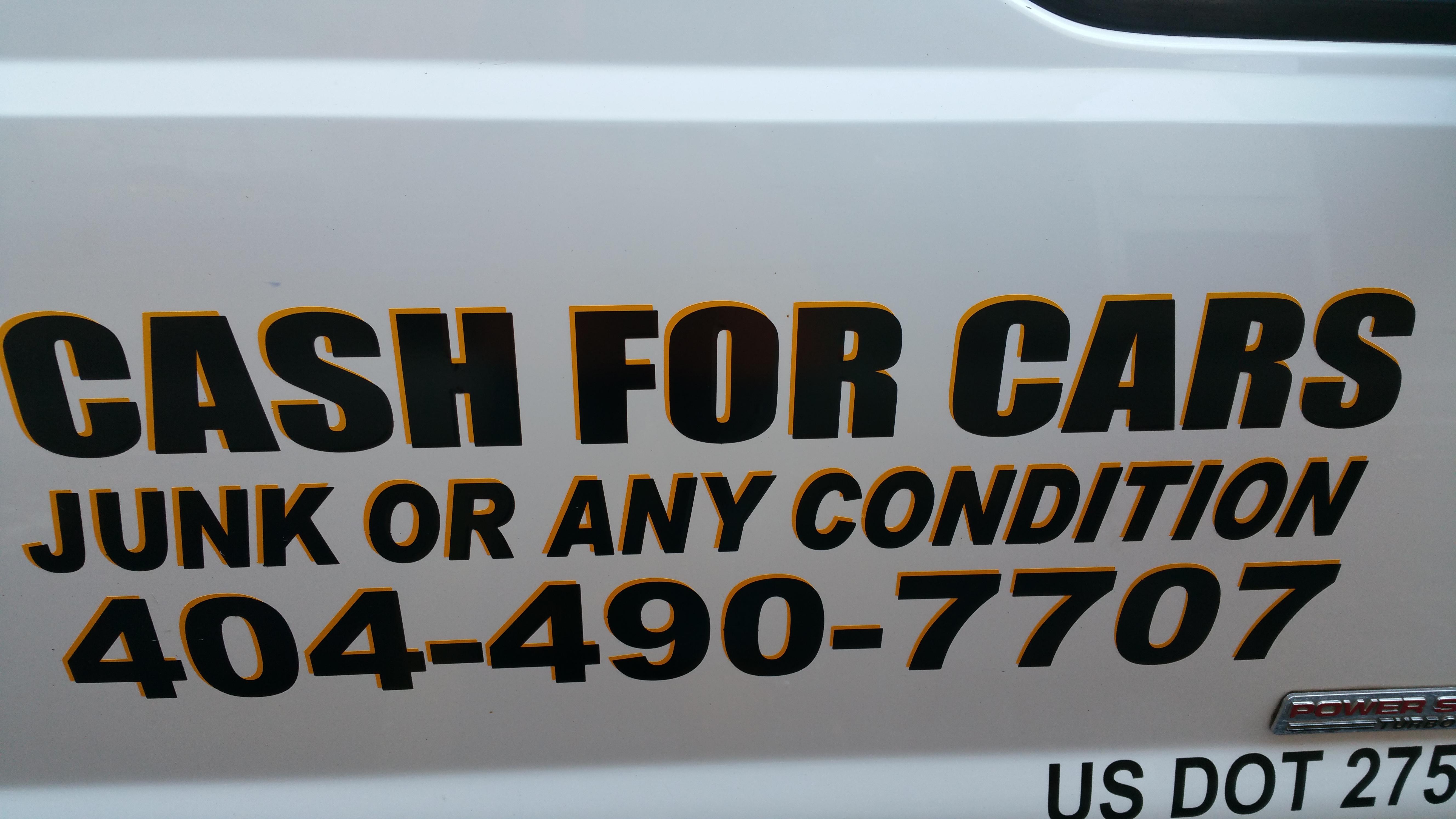 Pleasant Cash For Junk Cars image 1