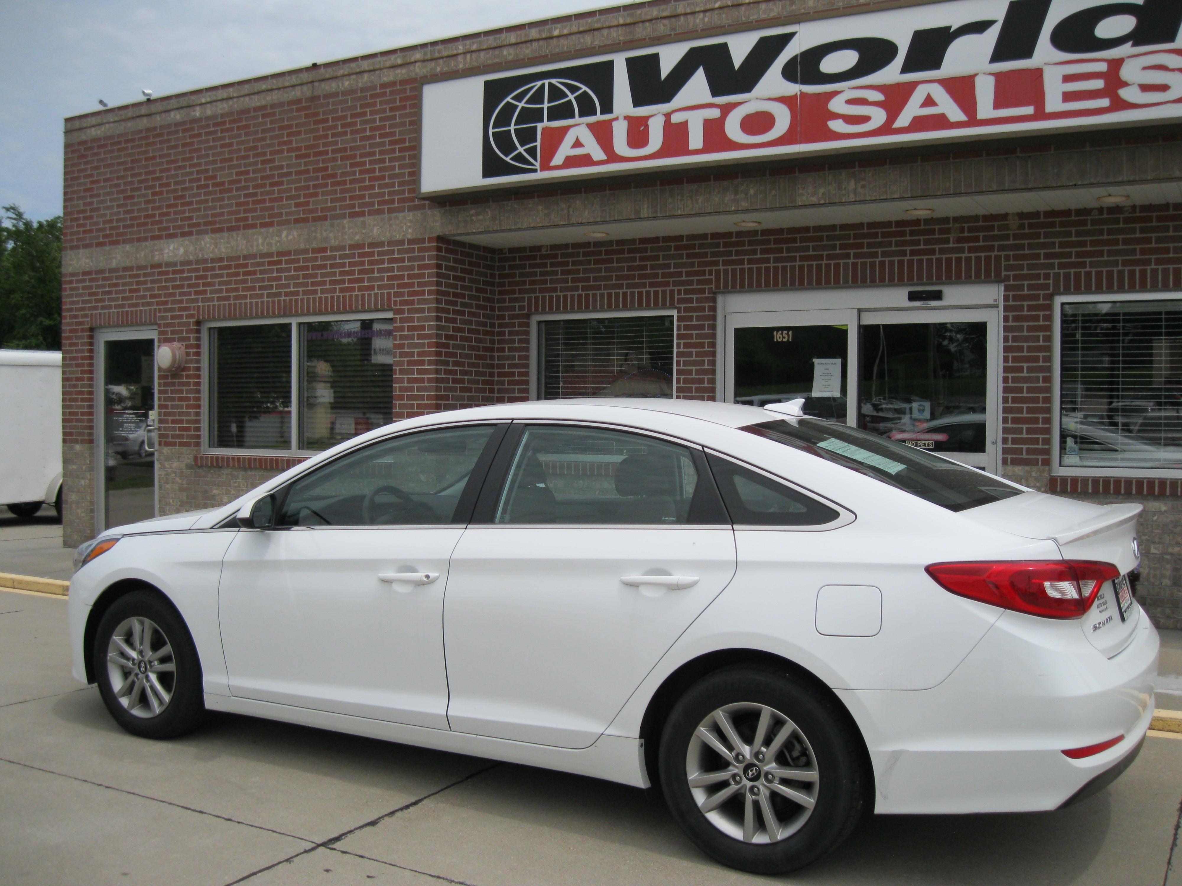 World Auto Sales image 8