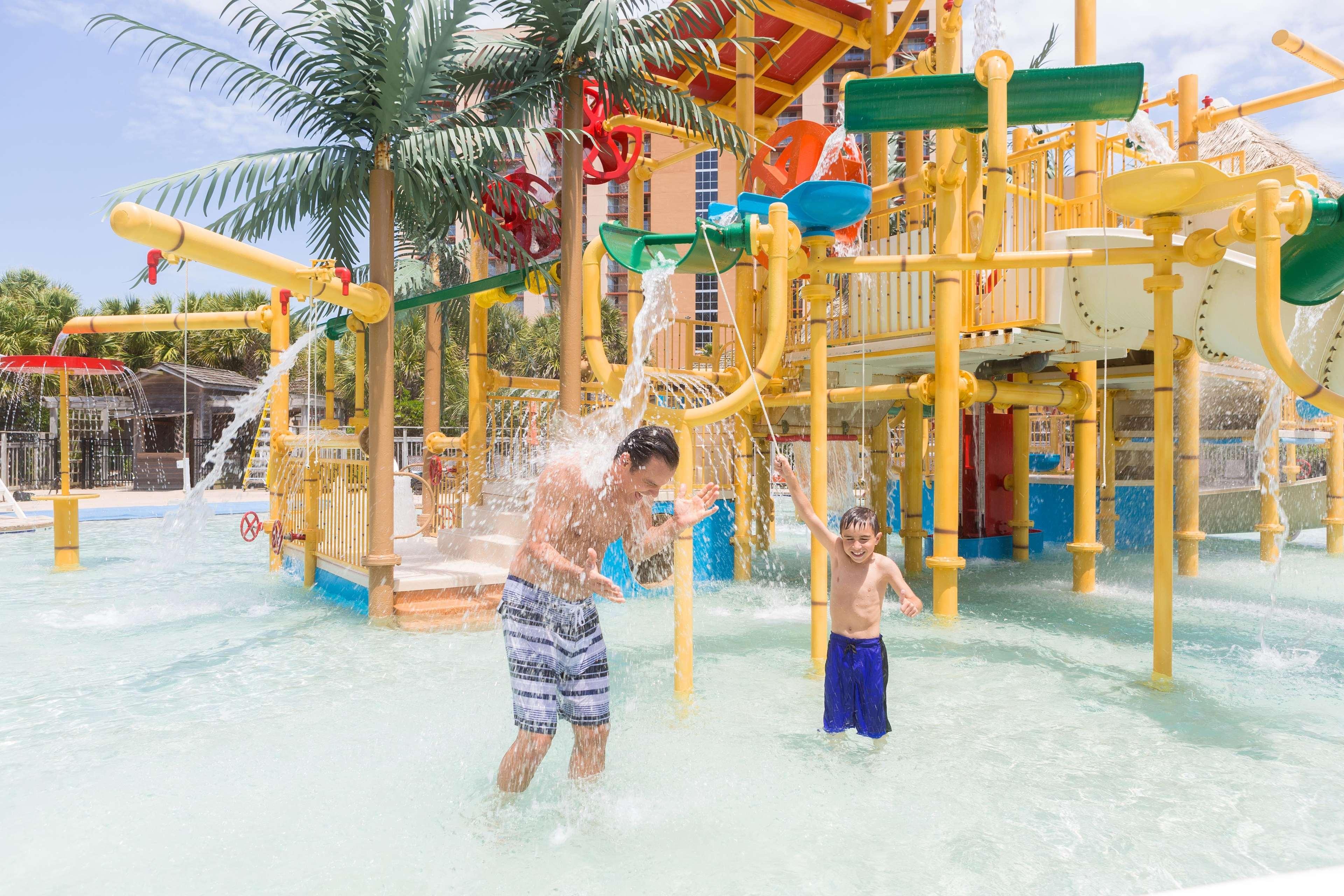 Embassy Suites by Hilton Myrtle Beach Oceanfront Resort