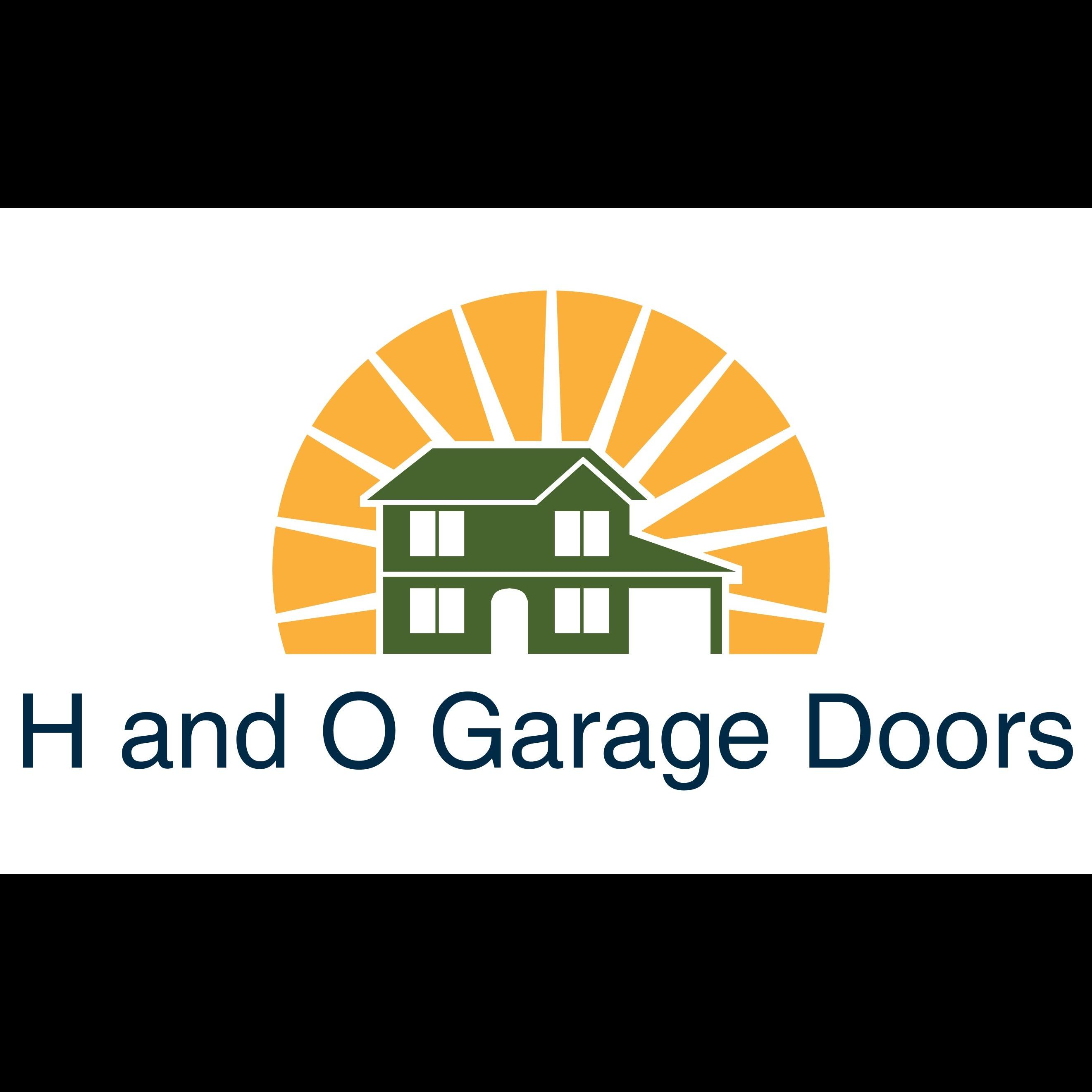 H AND O GARAGE DOORS