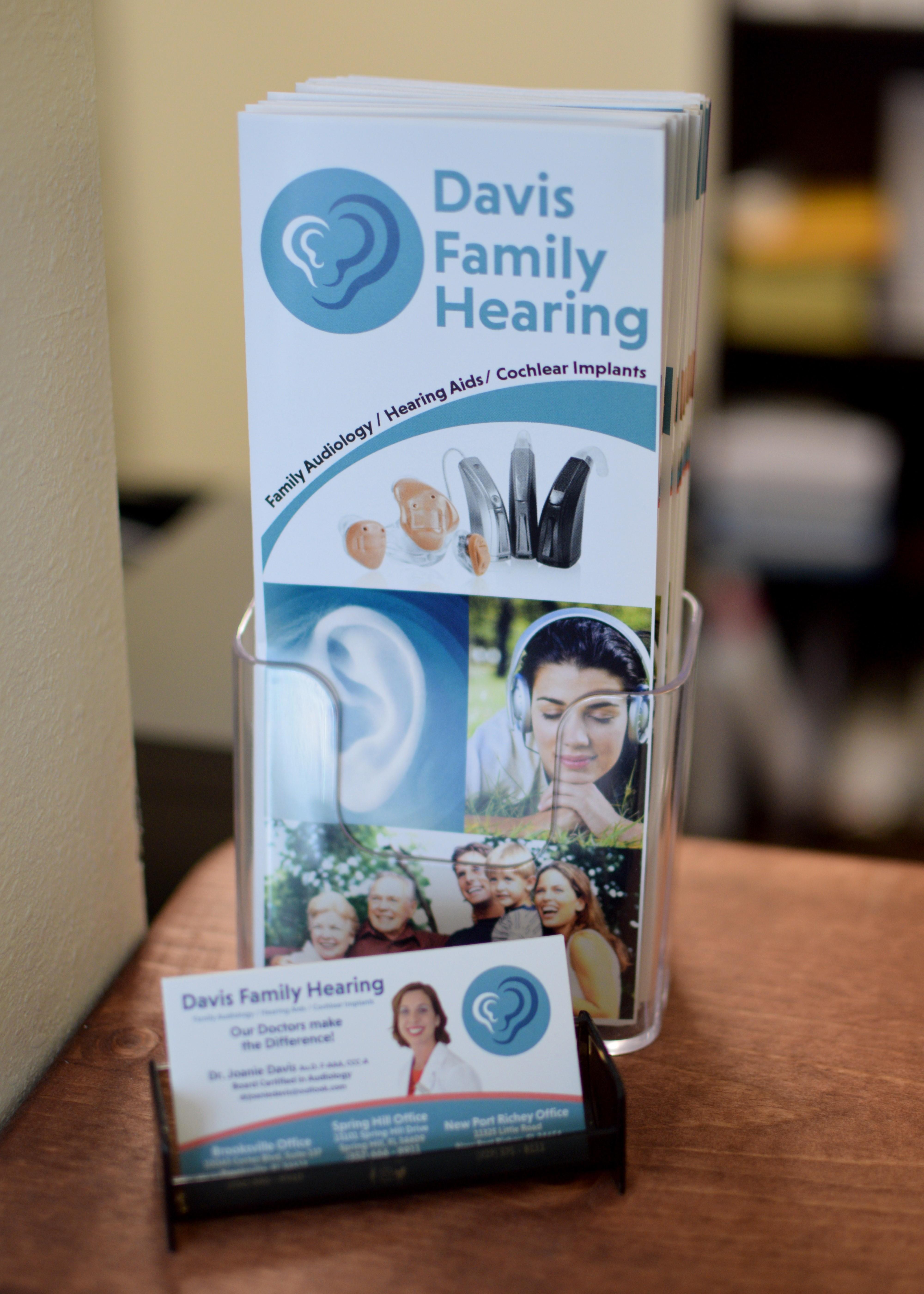Davis Family Hearing image 3