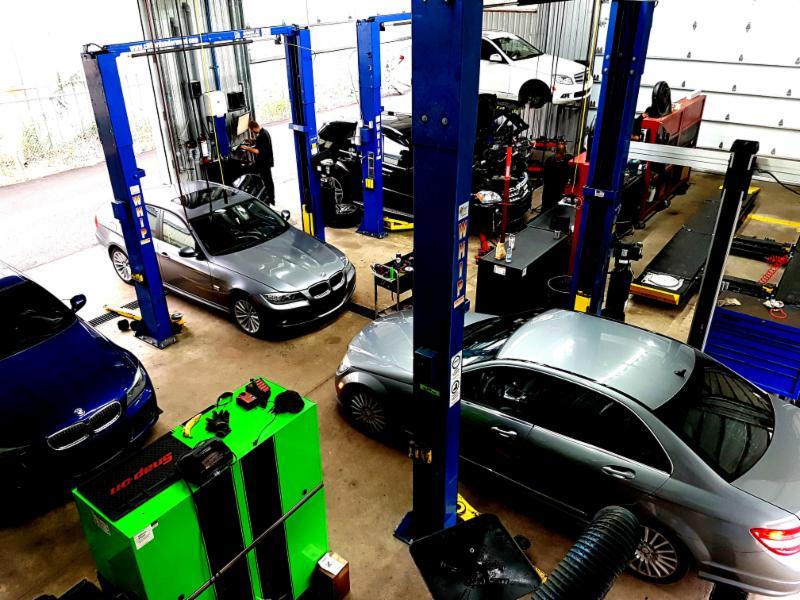 Garage Réparation Automobile Mécanique Expert