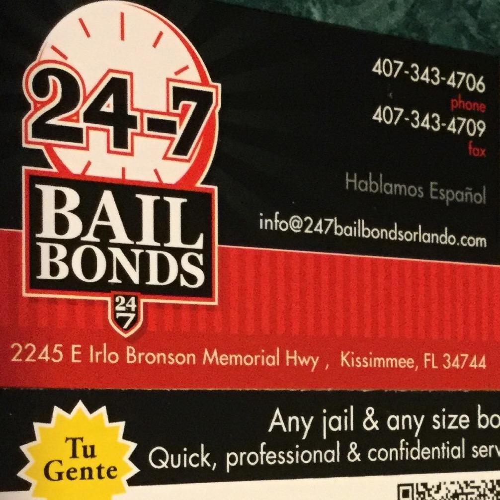 24-7 Bail Bonds