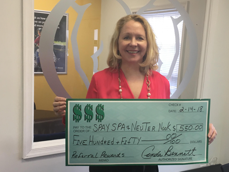 Cinda Bennett: Allstate Insurance image 10