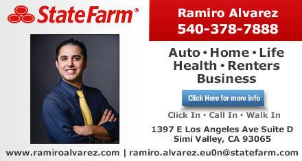 Ramiro Alvarez State Farm Insurance Agent image 0