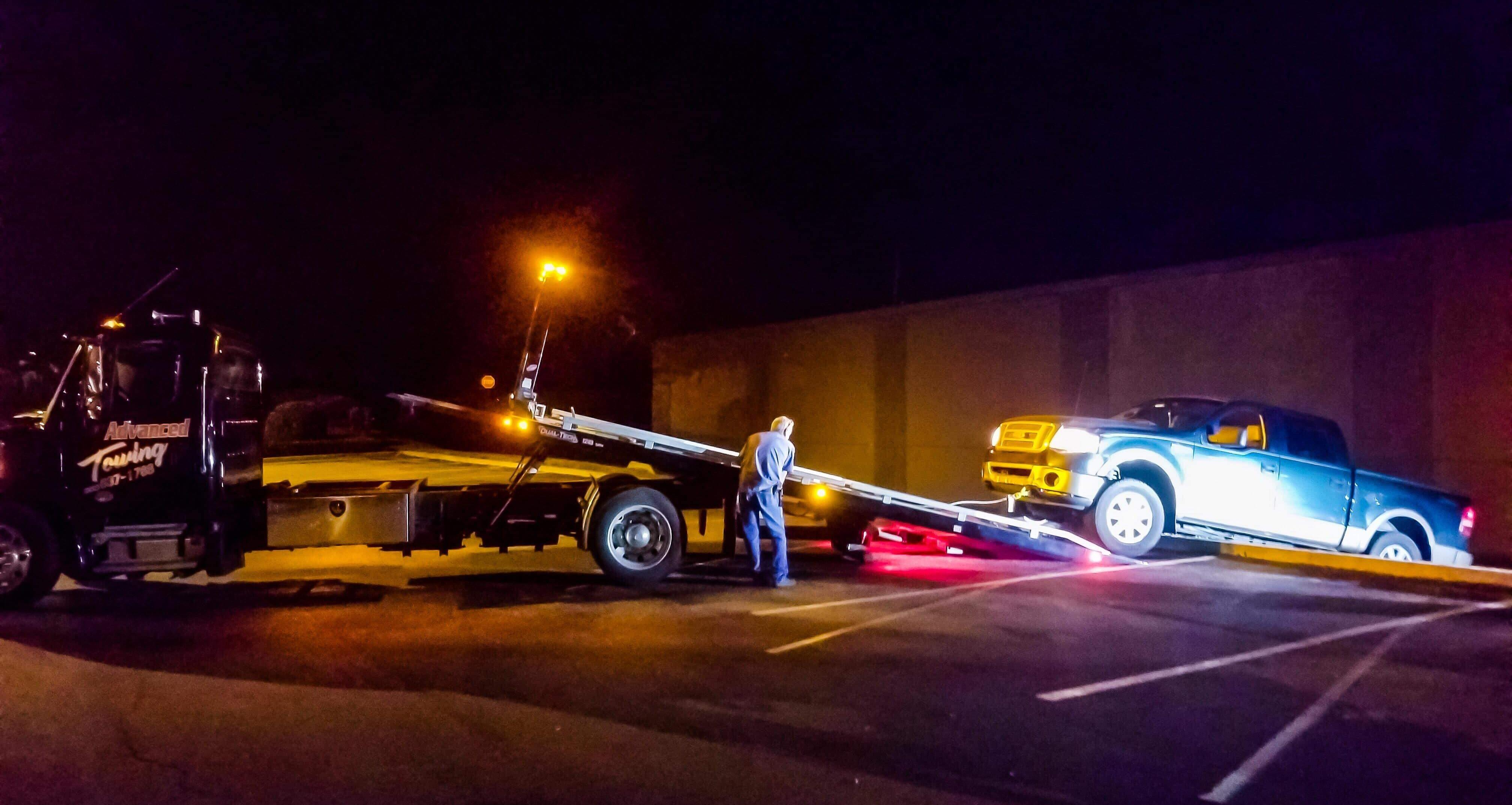 Advanced Towing image 10