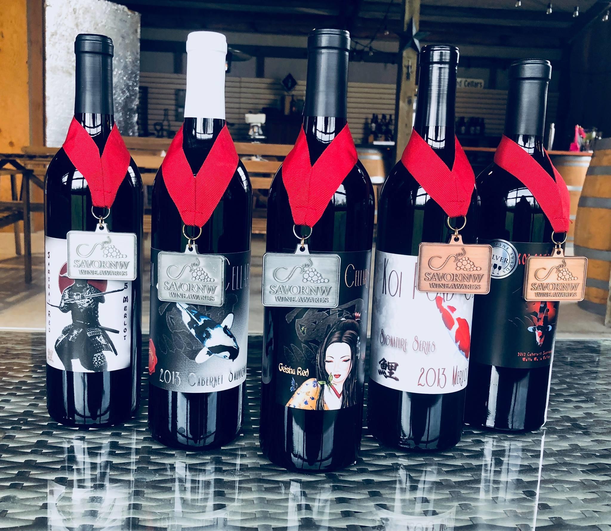 Koi Pond Cellars Winery & Bistro image 4