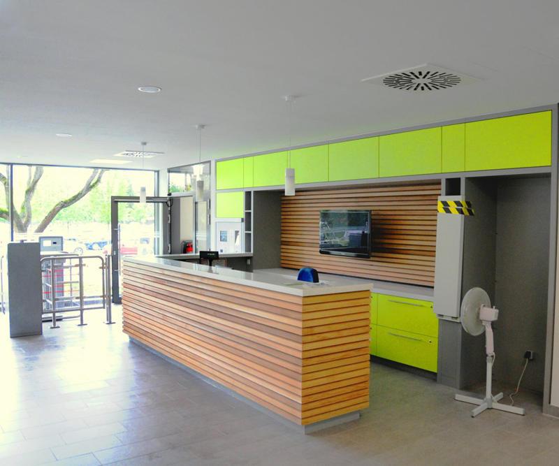 Bild der Bechtold Schreinerei Innenausbau Holzbearbeitung GmbH