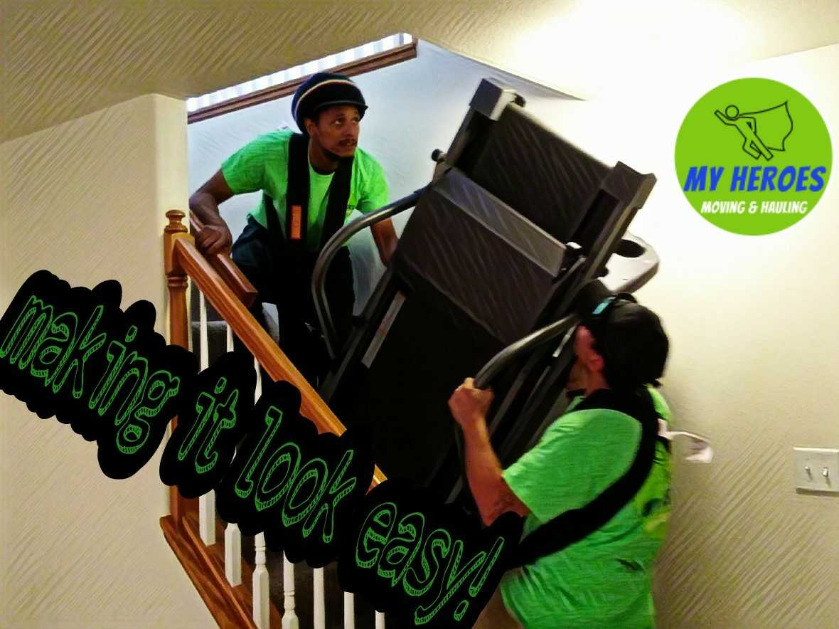 My Heroes Moving & Hauling, LLC image 2