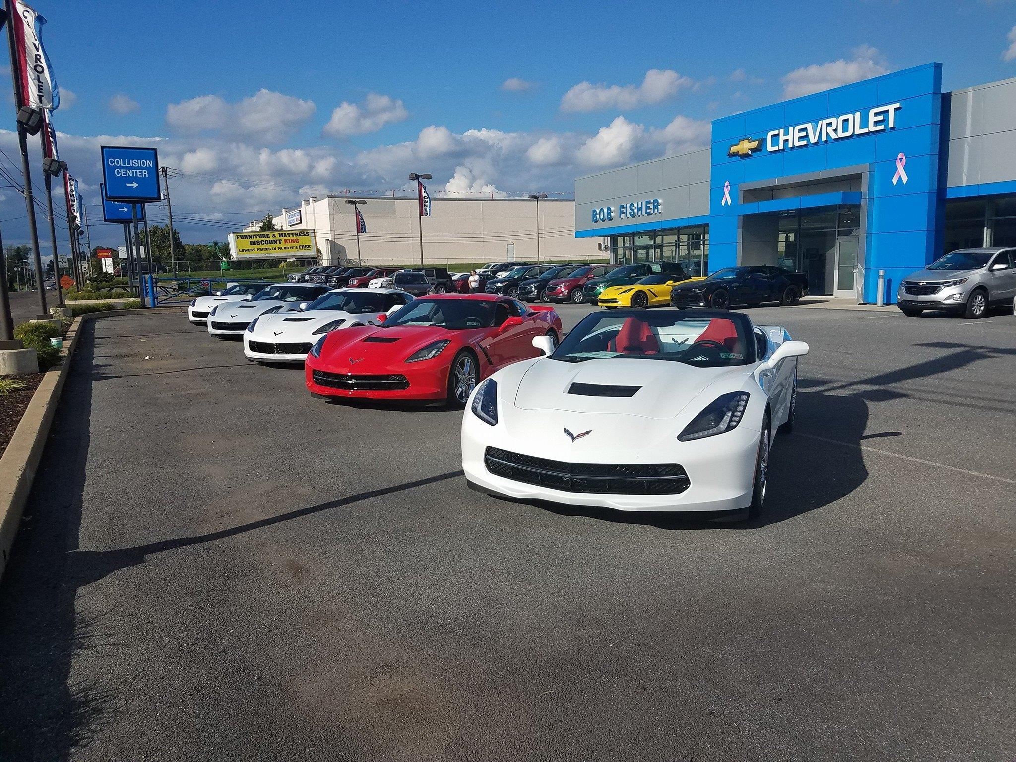 Bob Fisher Chevrolet image 0