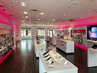 Interior photo of T-Mobile Store at Elm Creek Blvd & Main St, Maple Grove, MN