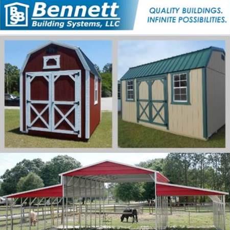 Bennett Buildings Augusta