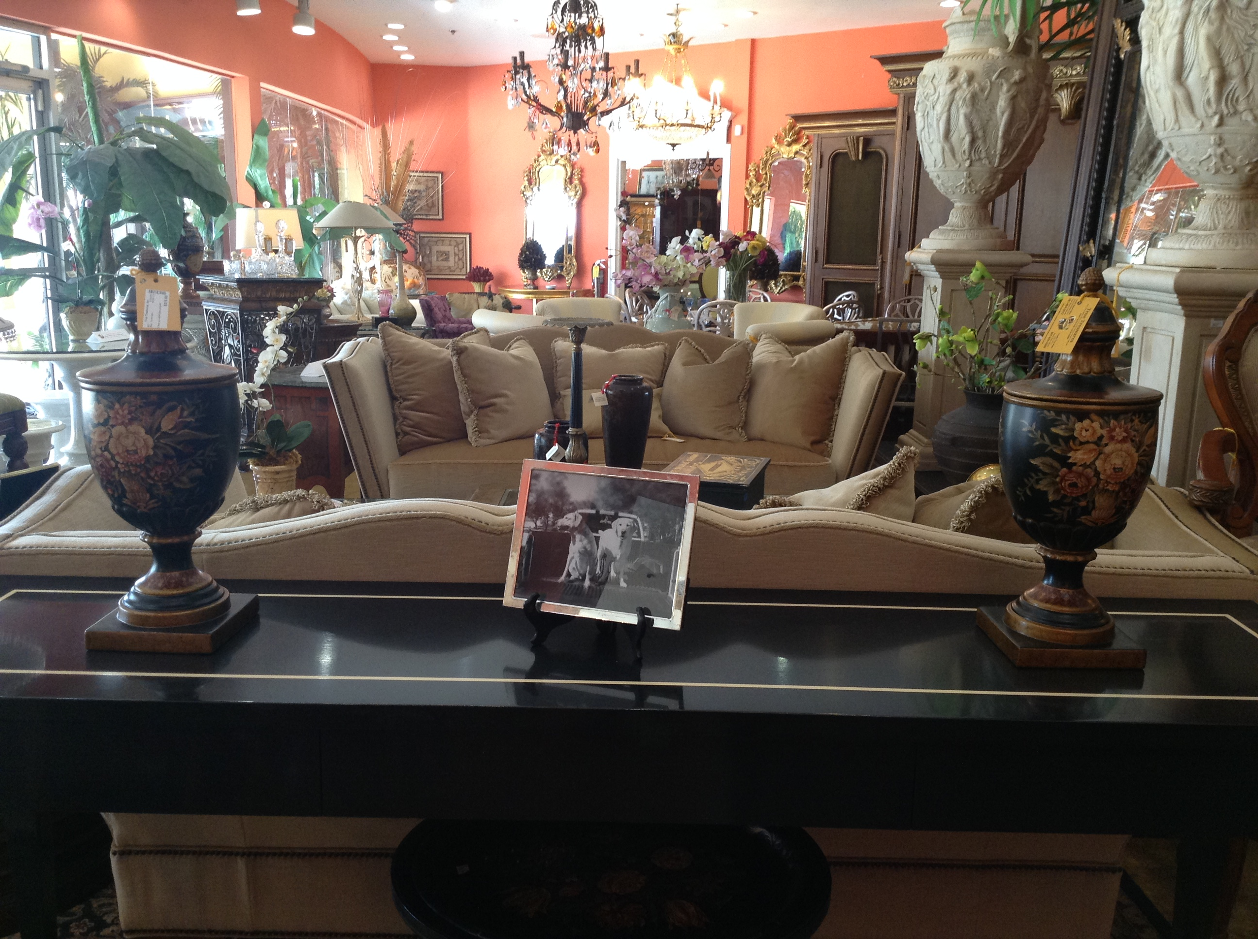 True Treasures Consigned Furniture U0026 Home Decor   Antique Store   Delray  Beach, FL 33484