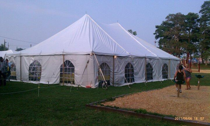 Main Event Tents image 3