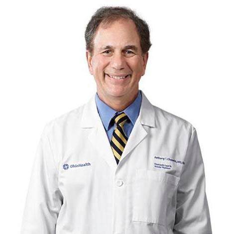 Image For Dr. Anthony Theodore Chapekis MD