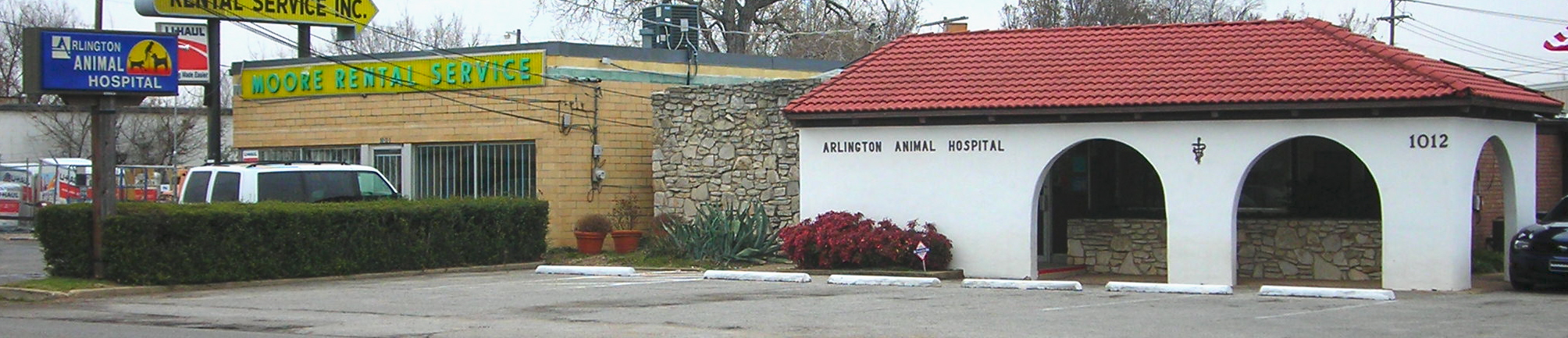 Arlington Animal hospital image 1