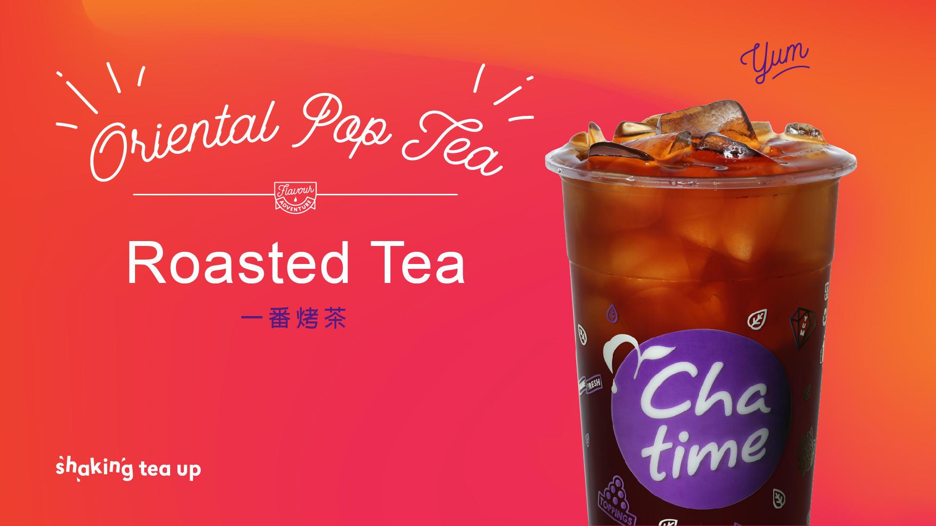 Chatime Bubble Tea & Slurping Noodles image 76