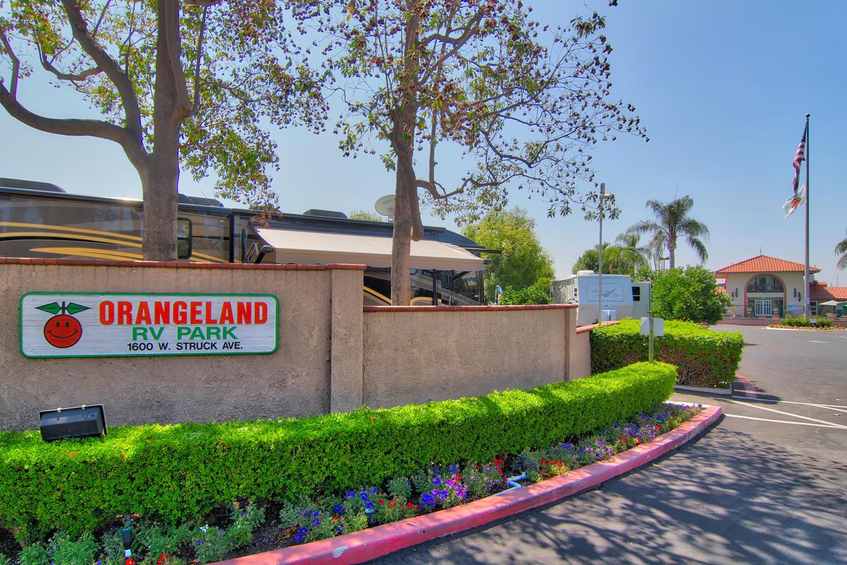 Orangeland RV Park image 5