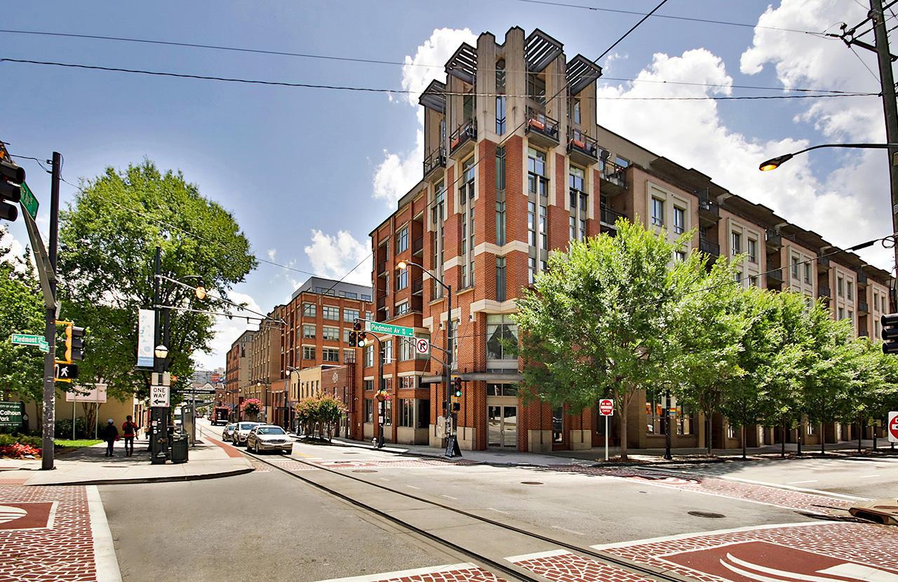 Dwell Luxury Apartments Atlanta