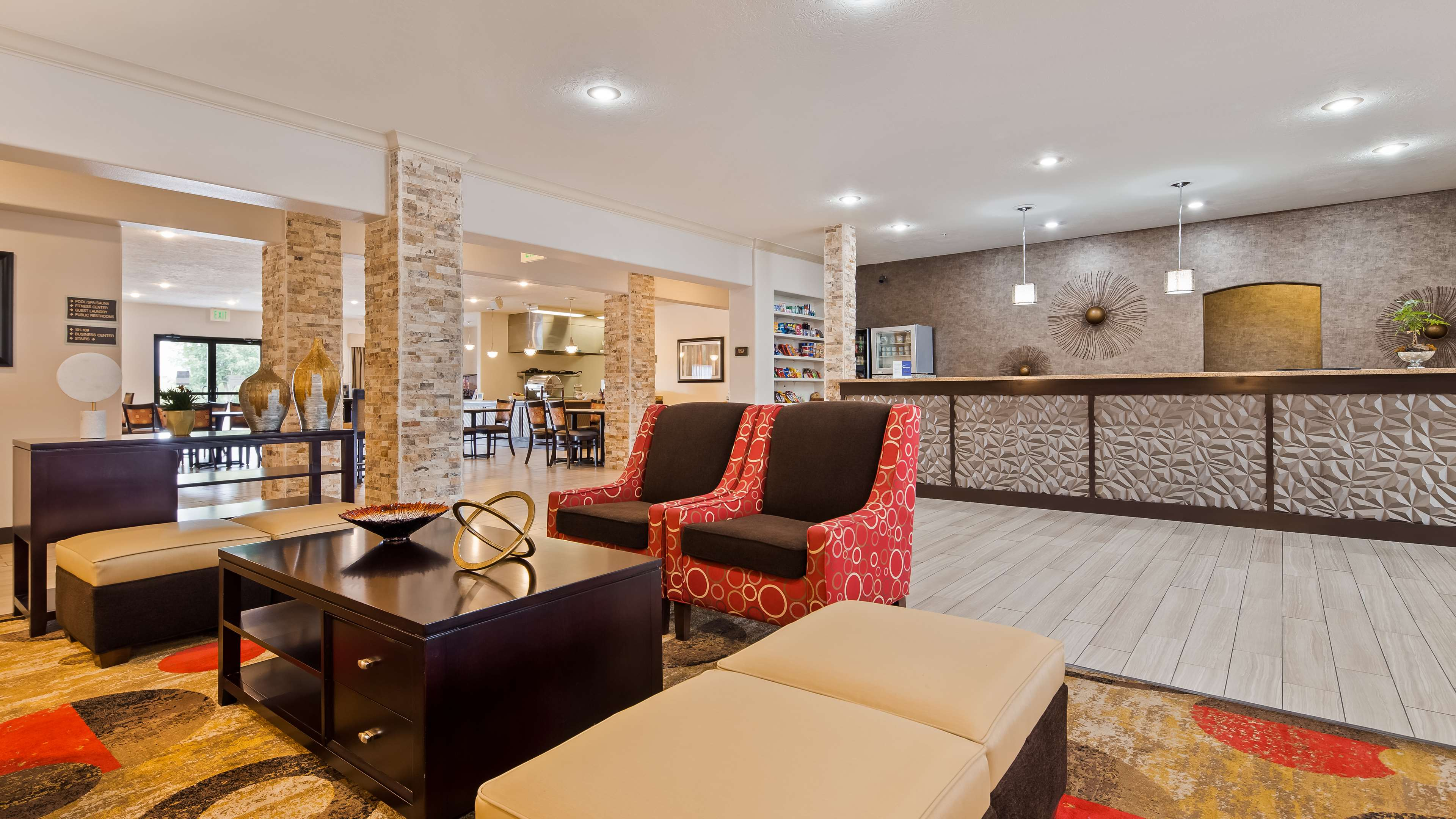 Best Western Plus Eagleridge Inn & Suites image 2