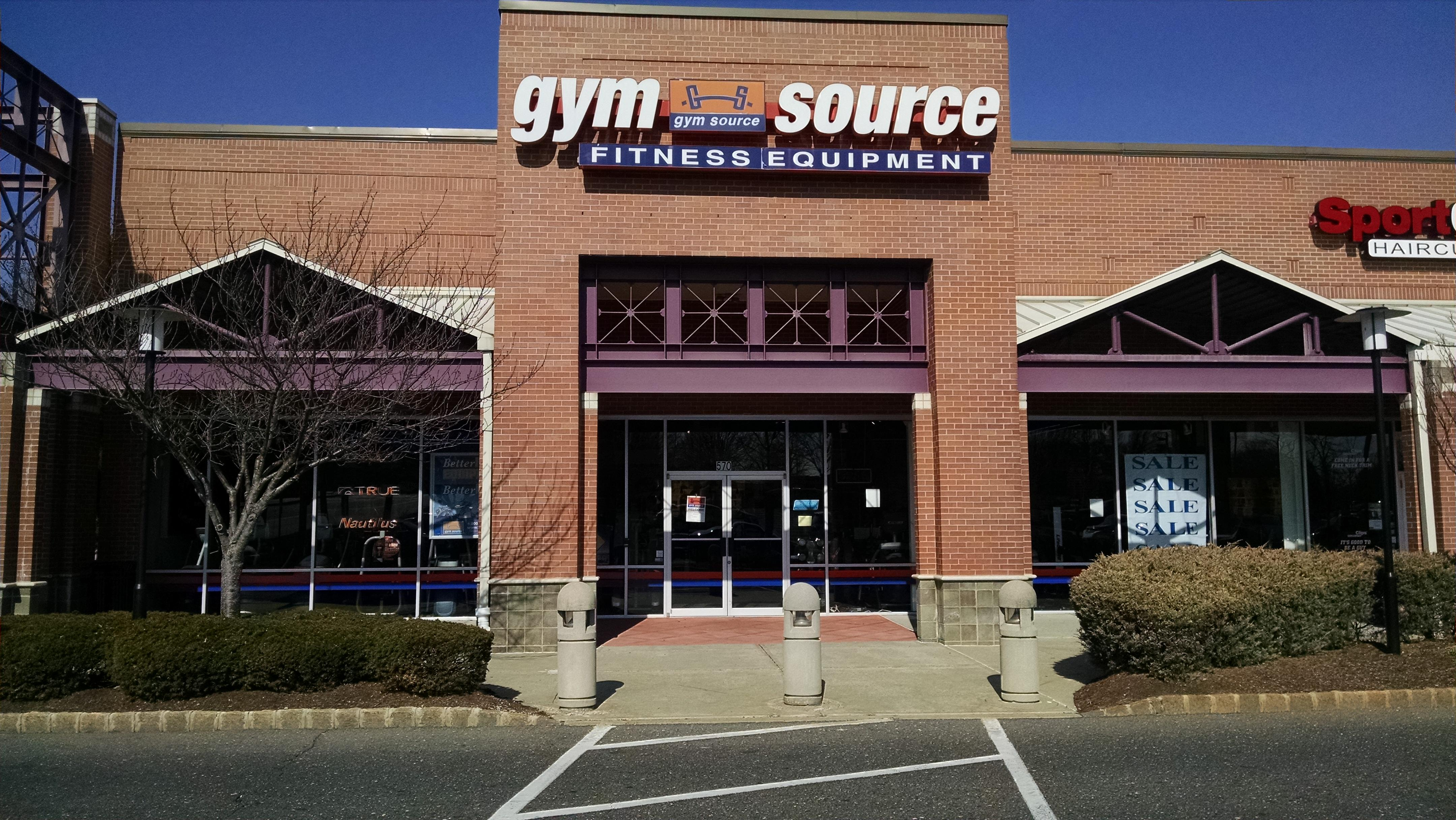 Gym Source:Gym Equipment Experts
