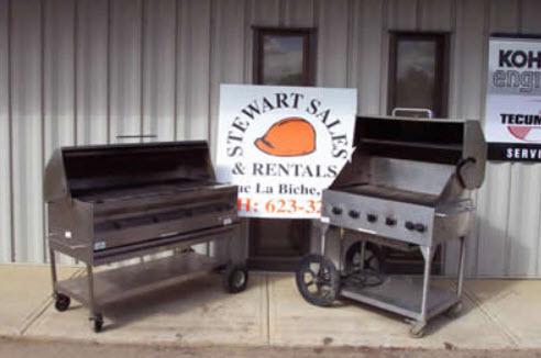 Stewart Sales & Rentals in Lac La Biche