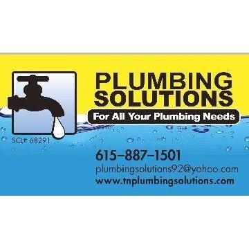 TN Plumbing Solutions image 0