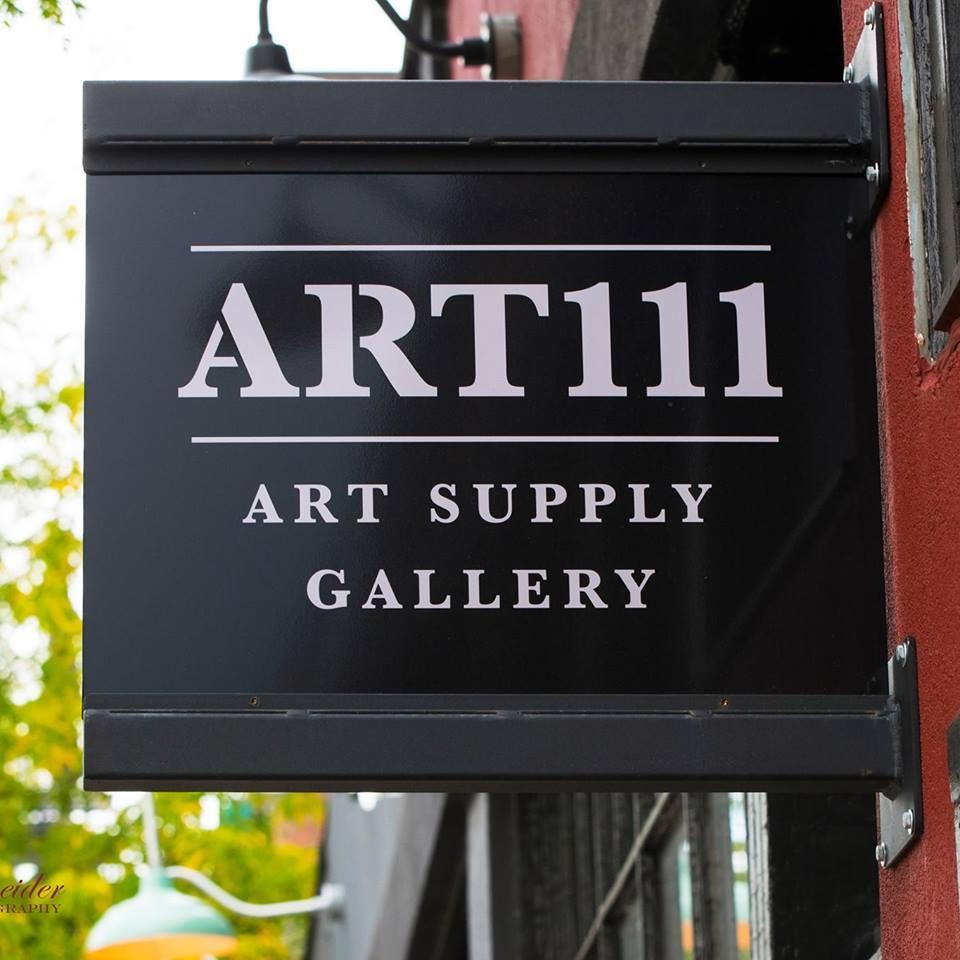 Art111 Gallery & Art Supply