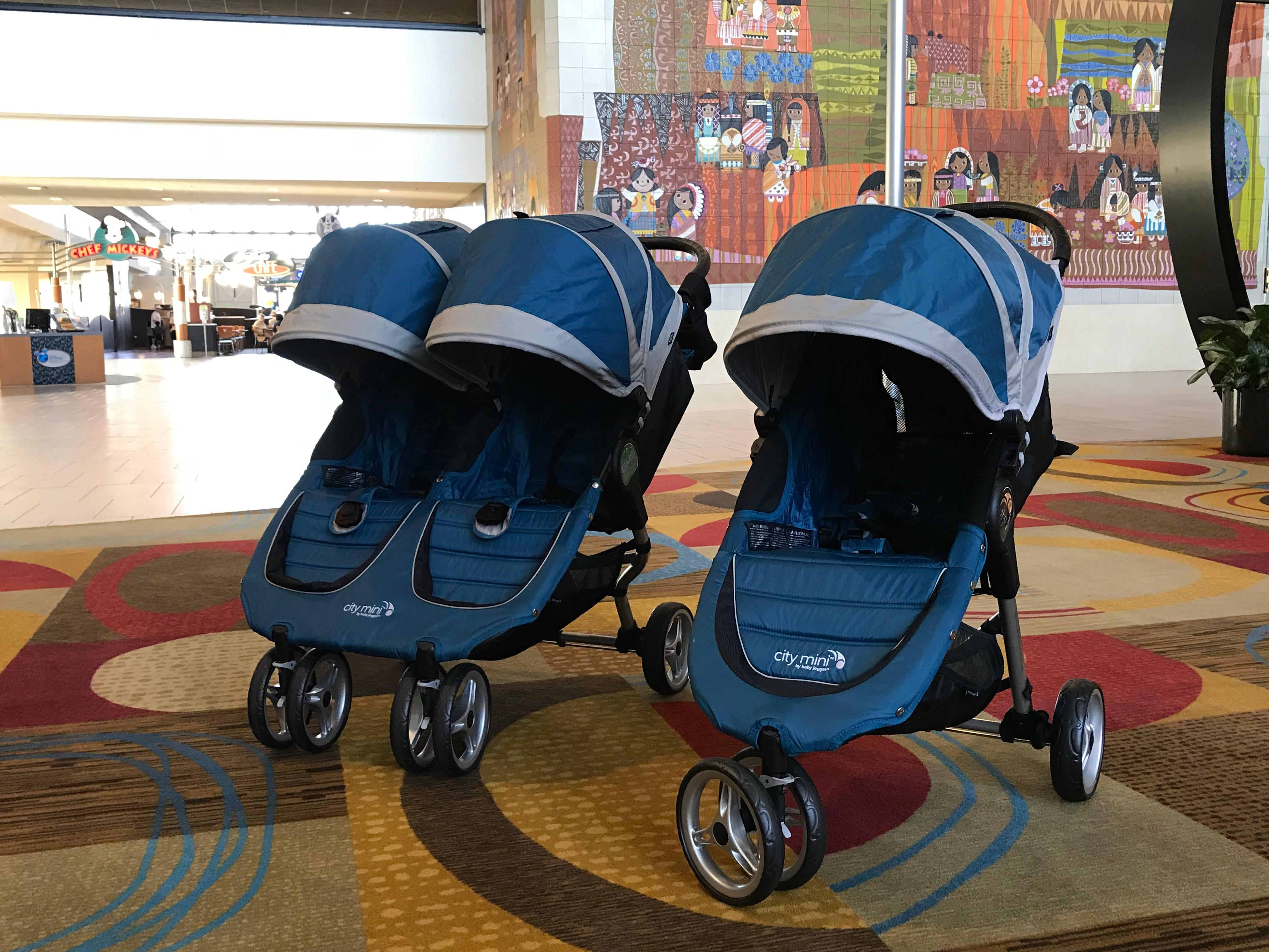 Stroller Rentals Disney image 85