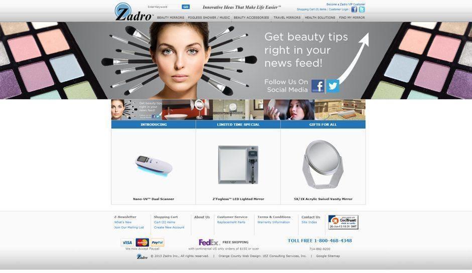 Orange County Web Design Ca | 1EZ Consulting image 12