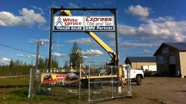 White Spruce Trailer Sales image 1