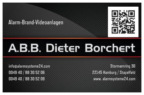 A.B.B. Dieter Borchert Alarm- u. Brandmeldeanlagen