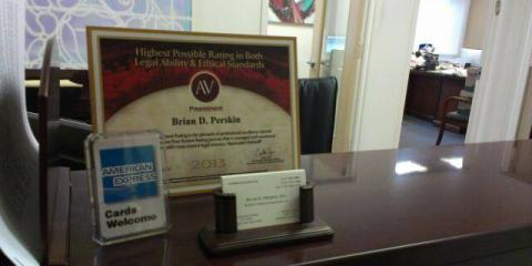 Brian D. Perskin & Associates P.C. - ad image