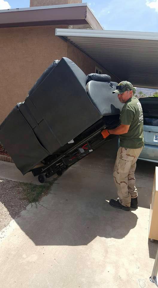 JDog Junk Removal & Hauling NW Las Vegas image 10