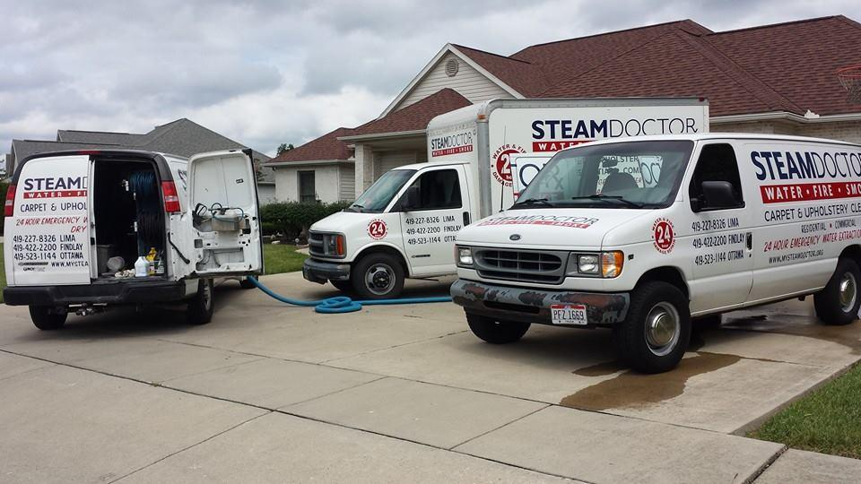 Steam Doctor Restoration & Cleaning image 3